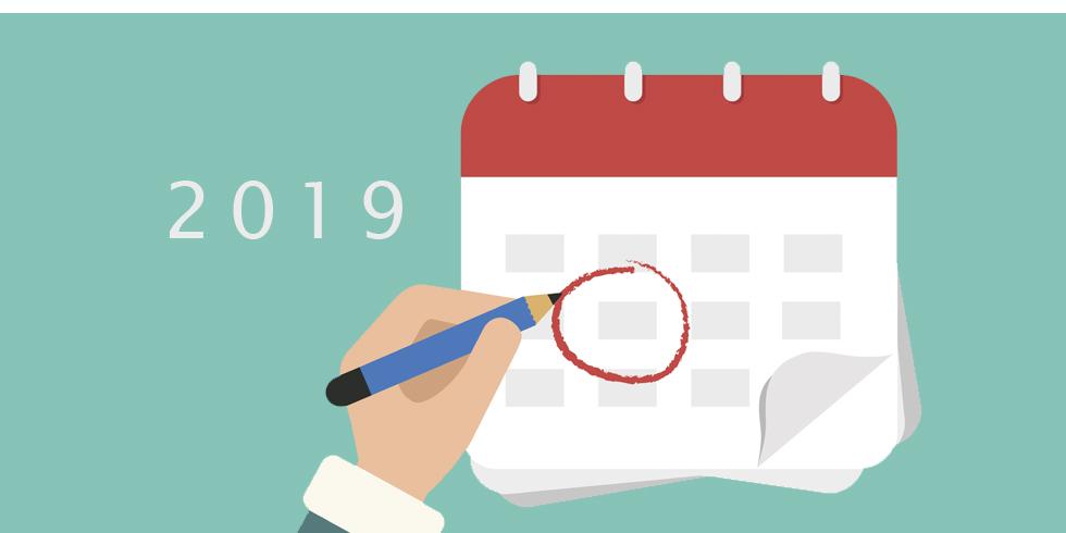 Calendario laboral 2019 - Cataluña
